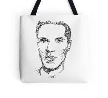 Benedict Cumberbatch Tote Bag