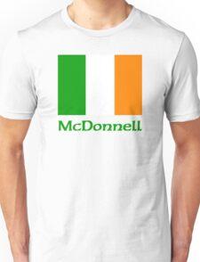 McDonnell Irish Flag Unisex T-Shirt