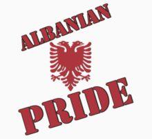 Albanian Pride  by vushii
