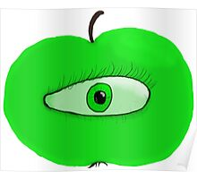 The Apple Of My Eye Poster