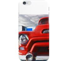 Red Cadillac iPhone Case/Skin