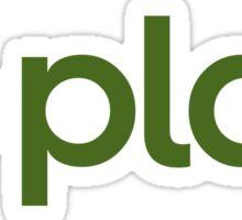 Play Framework Logo Sticker