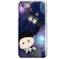 the angel have the phone box iPhone Case/Skin