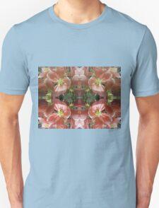 Cherry tree pink blossom  Unisex T-Shirt