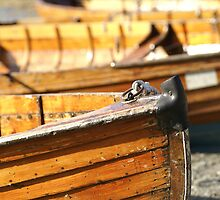 Rowboats at Windermere by LyndonMark
