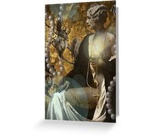 Hymn of the Pearl Greeting Card