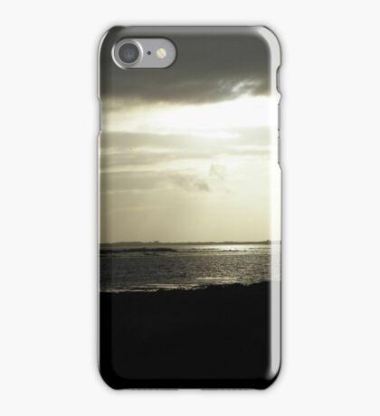 Evening Sunshine Dungloe Ireland iPhone Case/Skin