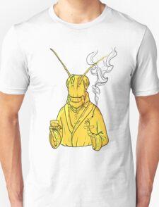 Smoking Hopper Unisex T-Shirt