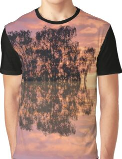 Sunset reflections Graphic T-Shirt