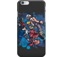 Riku Sora Mickey - Kingdom Hearts iPhone Case/Skin