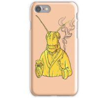 Smoking Hopper iPhone Case/Skin
