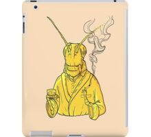 Smoking Hopper iPad Case/Skin