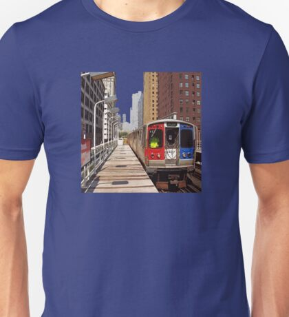 Chicago L Unisex T-Shirt