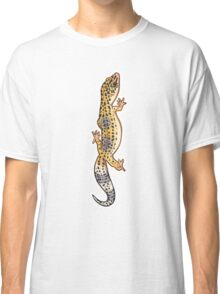 Fastwalking Normal Leopard Gecko - Vertical Classic T-Shirt