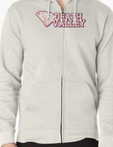 Death Valley Zipped Hoodie