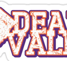 Death Valley Sticker