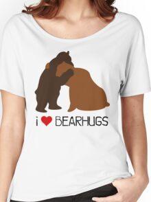 I <3 Bearhugs Women's Relaxed Fit T-Shirt