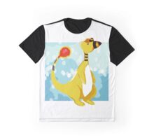 Ampharos pokemon Graphic T-Shirt