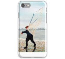 Haaf Fisherman. On The Solway iPhone Case/Skin