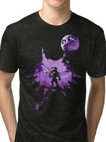 Legend of Zelda - Majora Tri-blend T-Shirt