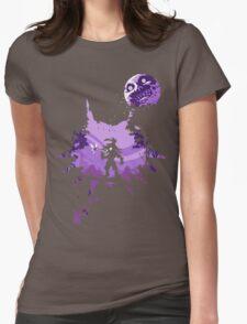 Legend of Zelda - Majora Womens Fitted T-Shirt