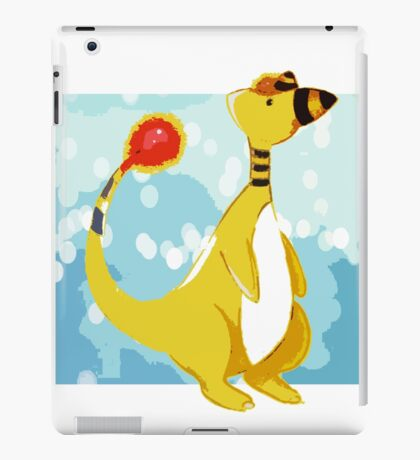 Ampharos pokemon iPad Case/Skin