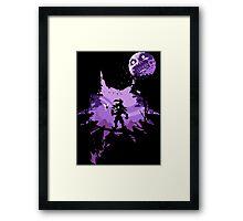 Legend of Zelda - Majora Framed Print