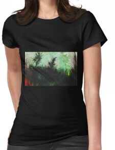 The Offering Womens Fitted T-Shirt