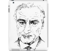 Robert De Niro iPad Case/Skin