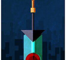 Transistor by Zach Roy