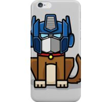Dogimus Prime iPhone Case/Skin