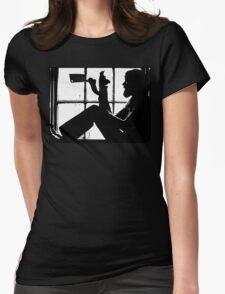 Bert the Killer Womens Fitted T-Shirt