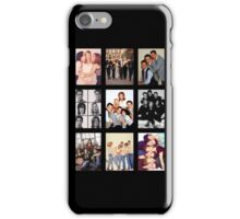 Friends Photoshoot Collage iPhone Case/Skin