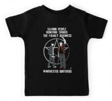 Winchester Brothers Kids Tee