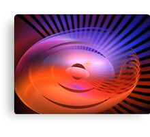 Gamma Ray Pod Canvas Print
