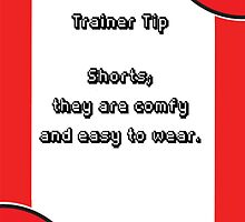 Trainer Tip - Shorts by Slowkinggaming