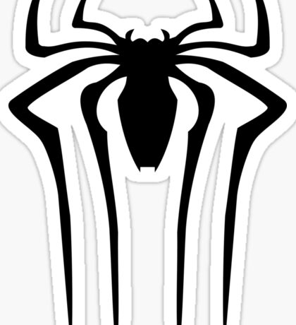 Spider man Logo Sticker