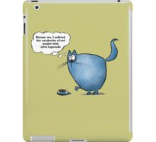 Red Mullet iPad Case/Skin
