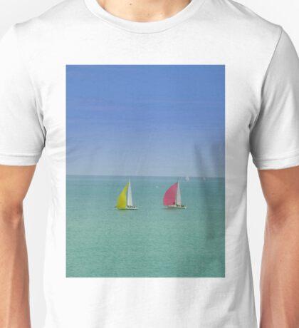 Coloured Sails Unisex T-Shirt