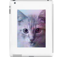 Stamp Cat iPad Case/Skin