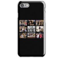 Friends Photoshoot Collage #3 iPhone Case/Skin