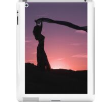 Kersti different background iPad Case/Skin