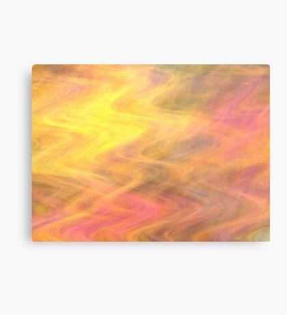 Venusian Waves Metal Print
