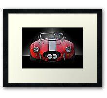 1965 Shelby Cobra II Framed Print