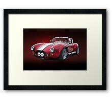 1965 Shelby Cobra III Framed Print