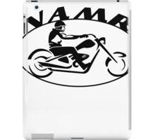 N.A.M.R cruiser iPad Case/Skin
