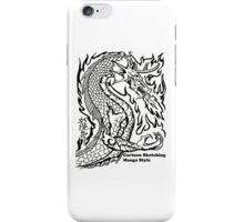 Manga Dragon Iphone case iPhone Case/Skin