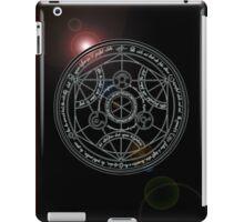 Fullmetal Alchemist transmutation circle iPad Case/Skin