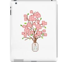 Pixelated Blossom Tree iPad Case/Skin