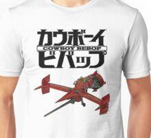 Cowboy Bebop - Logo & Ship Unisex T-Shirt